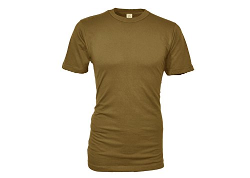 AR TACTICAL GMBH BW Bundeswehr T-Shirt Unterhemd (Coyote, 5/S)