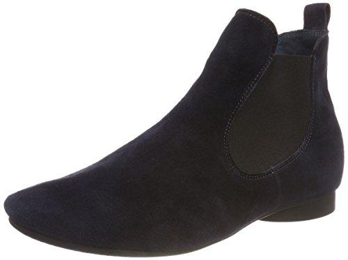 Think! Damen Guad_383295 Chelsea Boots, Blau (86 Water/Kombi), 35 EU