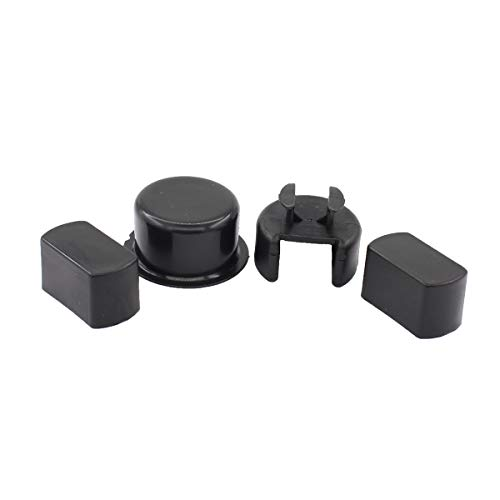 XtremeAmazing Tailgate Hinge Pivot Bushing Insert Kit for Dodge Ram and Ford F Series Trucks Left and Right