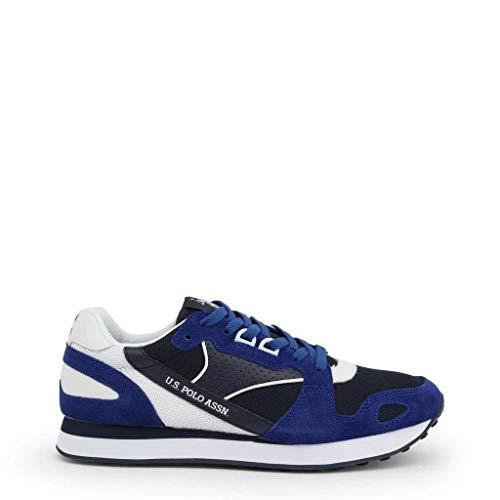 U.S. Polo Assn. Sneaker FLASH4117S0_YM1 Uomo blu EU 43
