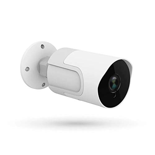 HEN'GMF Cámara para Exteriores Full HD 1080P Soporte para Tarjeta SD y Almacenamiento en la Nube Cámaras de Conexión de Red IP WiFi.