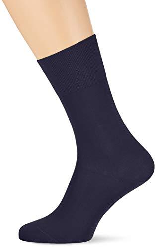 FALKE Herren Socken, Tiago M SO-14662, 1er Pack,Violett (blueberry 6743), 39-40