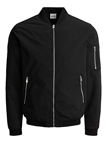 JACK & JONES Male Jacke Bomber XLBlack