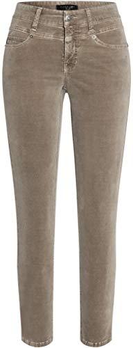 Cambio Damen Jeans Posh Größe 4029 Braun (Taupe)