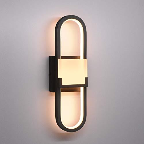 Wowatt Lámparas de Pared Interior 18W Aplique Pared LED Iluminación Decorativa 1440...