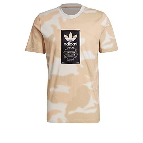 adidas Originals T-Shirt Camo Tongue Label