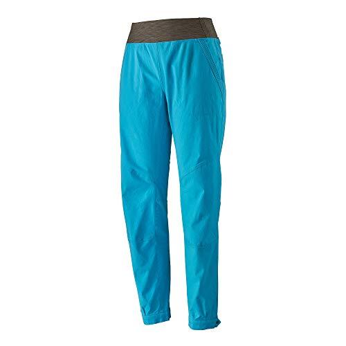 Patagonia Damen W's Caliza Rock Pants Hose, blaues Juwel, 14