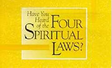 Best have you heard of the four spiritual laws Reviews