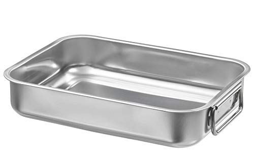 IKEA KONCIS - Roasting tin, stainless steel - 26x20 cm by Ikea