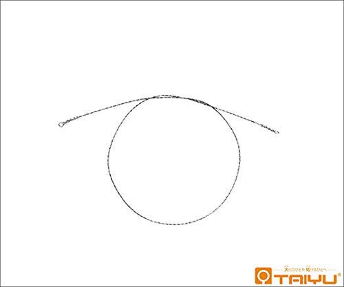 TAIYU(大祐医科工業) オリベクローナ線鋸 全長30cm 10本入 TY-788-1