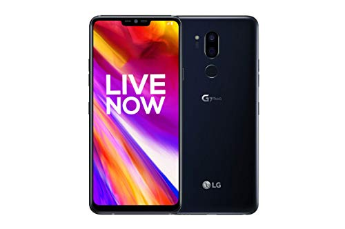 LG G7 THINQ BLACK LM-G710EM 64GB - 4GB RAM