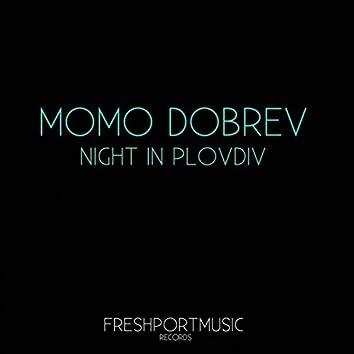 Night in Plovdiv
