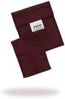 FRIO ® Mini: The ORIGINAL Insulin Cooling Travel Wallet for Diabetics (Mini, Burgundy)