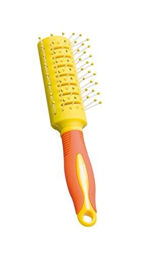 Titania Brosse de Cheveux Enfants, sèche-cheveux Brosse, 1er Pack (1 x 42 g)