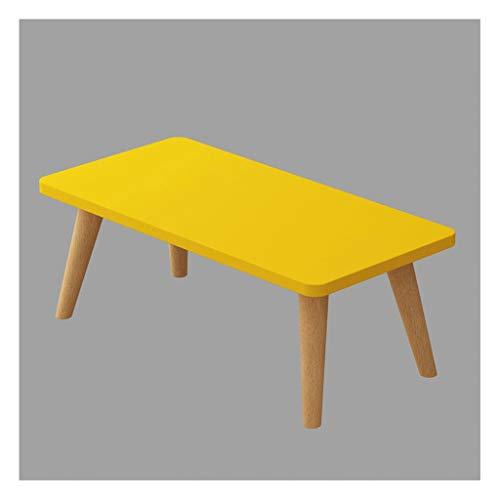 Mesa de Centro Sala de estar pequeña mesa de café simple moderno mini mesa redonda mesa de mesa sofá gabinete lateral mesa mesa de noche de mesa simple y económico Mesitas de salón para el café