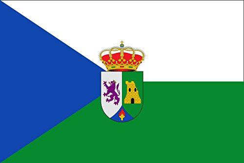 magFlags Bandera Large Torrejoncillo, Cáceres, España | Bandera Paisaje | 1.35m² | 90x150cm