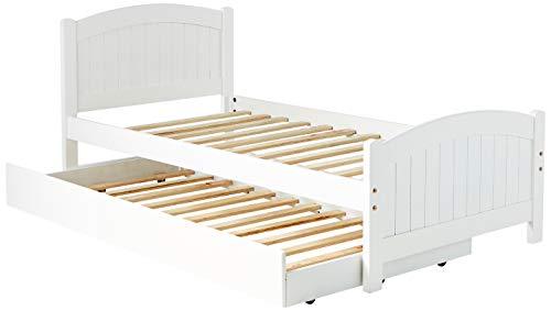 Poundex Beds, White