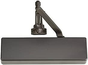 Norton 7500 690 7500 Series Adjustable Door Closure, Tri-Style, Dark Bronze, 1 Unit