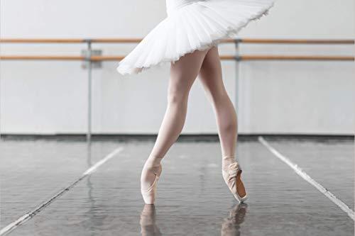 Fototapete Tanz Rock Weiss Classico Dance M136 Vlies Wand Tapete Wohnzimmer Schlafzimmer Büro Flur Kinderzimmer Wandbild 360 x 250 cm - 6 Bahnen