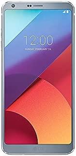 LG G6-64GB, 4GB RAM, 4G LTE, Ice Platinum