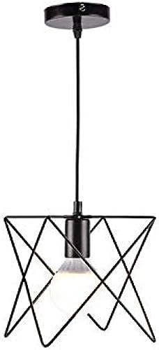 Lampe De Table à Led Veilleuse Enfantluminaire Suspendu Nordic Creative Restaurant Lustre Rétro Boutique En Fer Lustre Café Lustre (Taille  1 Lampe)