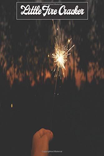 Little Fire Cracker: firework fuse ,wedding sparkles,4th of july sparklers , diwali firecrackers , fireworks sticks , party,birthday , notebook , journal