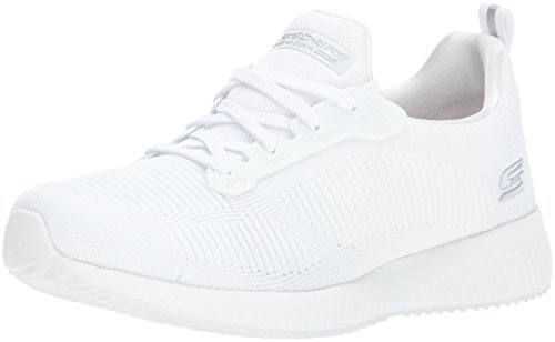 Skechers Women 31362 Low-Top Sneakers, White (White), 7 UK (40 EU)