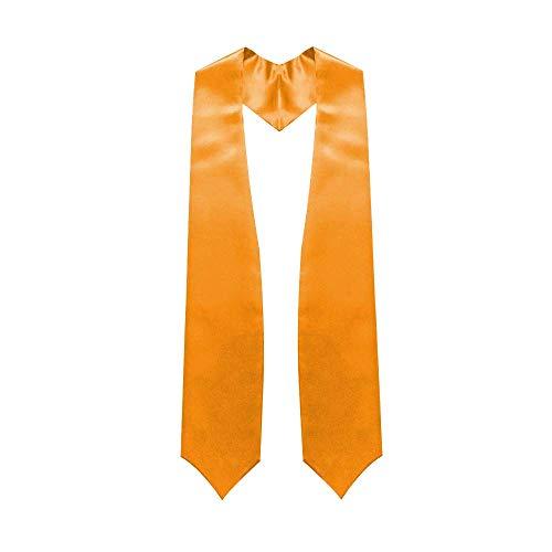 Endea Graduation Stole (Orange)