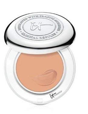 """It Cosmetics - Confidence in A Compact Full Coverage Foundation with SPF 50+ """"TAN"""""""