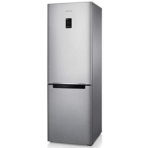 Samsung Réfrigérateur-congélateur 185 cm Aspect acier inoxydable.