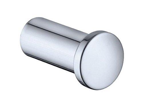Keuco 14916170000 Handtuchhaken Plan, silber-eloxiert
