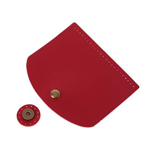 SimpleLife vervangende hoes voor de klep van de tas, schoudertas, accessoires om zelf te maken voor dames
