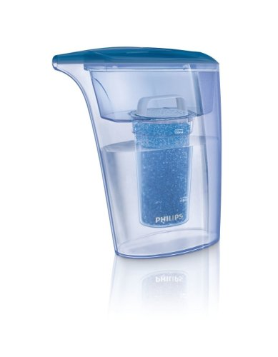 Philips GC024/10 Bügeleisenpflege / 750 ml Kanne und Kartusche zur Wasserfilterung/Verlängert die Lebensdauer des Bügeleisens