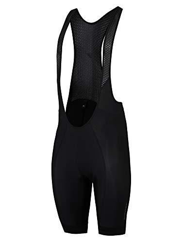 Ziener Neimut X-Gel Collant de vélo pour Homme avec Bretelles – Respirant | Séchage Rapide | Rembourré Taille 58 Noir