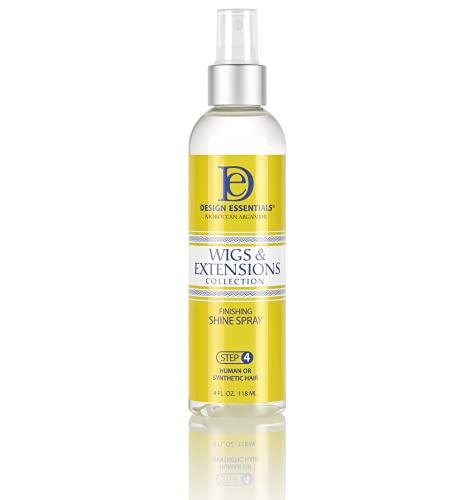 Design Essentials Moroccan Oil Shine Spray