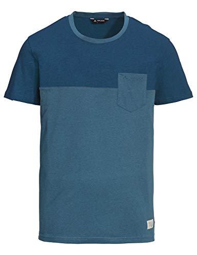 VAUDE T-Shirt Nevis III pour Homme XL Baltic Sea.