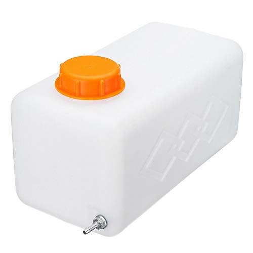 Leoie 5.5L benzine diesel kunststof jerrycan watertank boot auto vrachtwagen staande verwarming geel