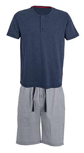 TOM TAILOR Herren Schlafanzug Shorty Gr. 52