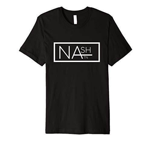 Nashville t-shirt Nash Love Tennessee shirt apparel