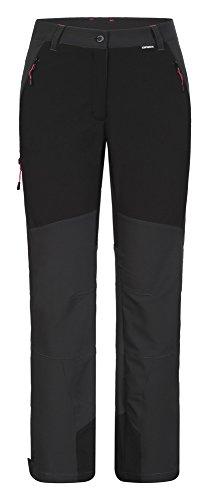 Icepeak Femme Trousers Géorgie 44 Gris - Anthrazit