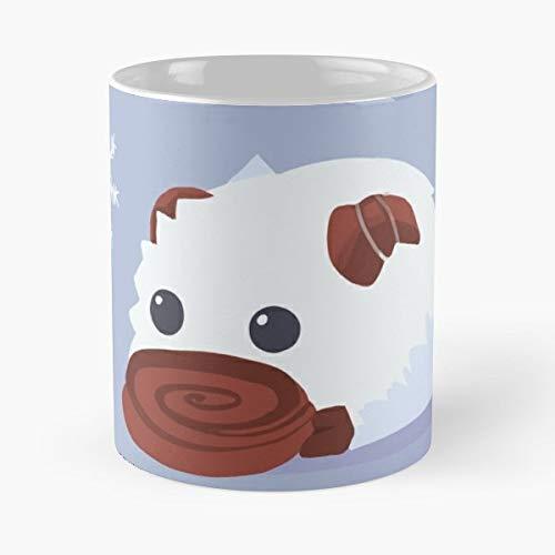 Tasse à café ou thé de Poro League of Legends - 325 ml - Les meilleures vacances