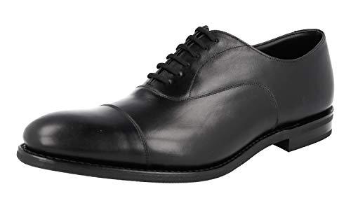 Church's Herren Schwarz Leder Business Schuhe EEC168 9WF F0AAB 45 EU/UK 11