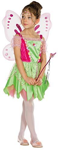 Rubie's Rubies Kostüm Blumenfee Kleid Fasching/Karneval - 128