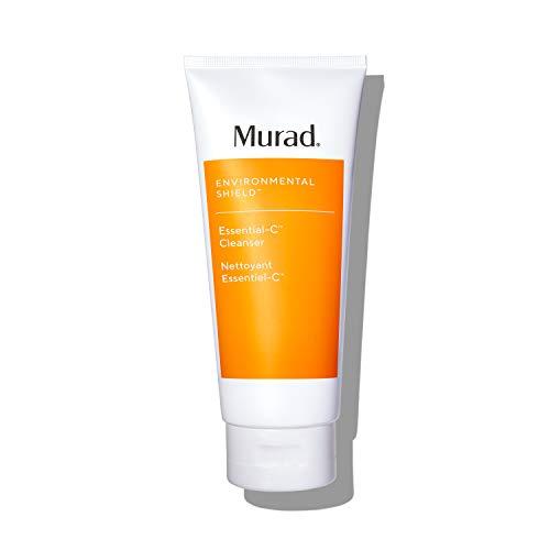 Murad Environmental Shield Essential-C Cleanser - Anti-Aging Vitamin C Cleanser - Energizing, Antioxidant Facial Cleanser, 6.75 Fl Oz