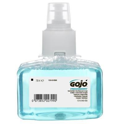 Gojo 1316-03 LTX-7 Freshberry Foam Hand Wash 700ml - Pack of 3