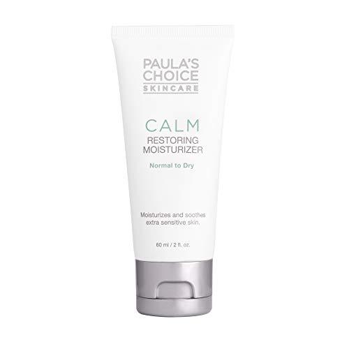 Paula's Choice CALM Redness Relief Moisturizer | Jojoba Oil & Squalane | Redness & Rosacea-Prone | Dry Skin | 2 Ounce