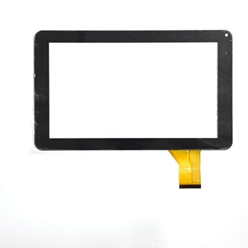 EUTOPING /® Negro Color 10.1 Pulgadas Pantalla tactil Digital para iRulu AX105 A20