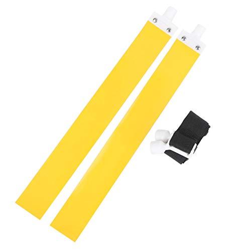 PBOHUZ Cinturón de fútbol PVC Nylon Carga de Aire Hebilla de liberación de presión Cinturón de fútbol Deportivo Etiqueta de Cintura de fútbol