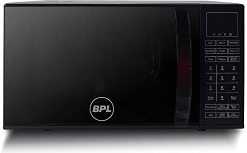 BPL 25 L Convection Microwave Oven (BPLMW25CIG, Black)