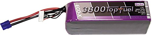 Hacker TOPFUEL LIPO-AKKU 20C-ECO-X 3800MAH 6S